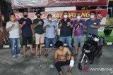 Polisi sita celurit sepanjang 30 centimeter dari tangan pelaku begal sepeda motor