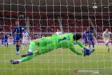 Pelatih Inggris Southgate kesal Henderson gagal konversi penalti