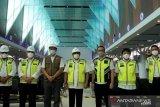 Moeldoko memastikan pengembangan Bandara Lombok selesai tepat waktu