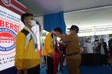 Gubernur Lampung  resmi buka Invitnas Remaja Junior Angkat Berat Klasik I