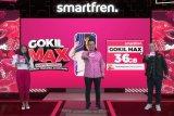 Pakai Smartfren GOKIL MAX terbaru bisa nikmati kuota data terbesar
