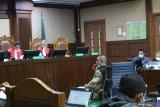 Saksi ungkap pemberian uang ke anggota BPK dan pejabat Kemensos terkait kasus pengadaan bansos