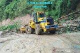 Pengerjaan infrastruktur jalan di Parimo  masih di bawah 60 persen