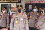 Kapolri-Panglima TNI bakal tinjau Posko PPKM di Palangka Raya