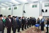 63 pejabat Dinas Tanaman Pangan dan Dinas Perkebunan dilantik