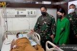 Kasad datangkan kekasih Pratu Romi yang tertembak saat operasi perbatasan