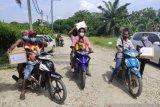 KBRI dan ormas di Malaysia suplai logistik ke pekerja terdampak