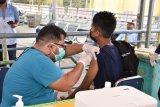 67 Pegawai Setda Bengkalis di vaksinasi COVID-19