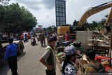 165 kios Simpang Barelang dibongkar untuk pelebaran jalan