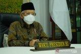Wapres Ma'ruf: Pendekatan moderat penting dalam pemahaman Islam