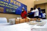 Jual detonator bahan baku bom ikan, pria asal Pulau Kaung Sumbawa ditangkap