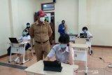 Pemerintah Kota Bandung mulai uji coba pembelajaran tatap muka secara terbatas