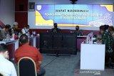 Panglima TNI Marsekal Hadi Tjahjanto: Kita tekan angka COVID-19 sampai angka terendah