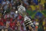 Copa America 2020 yang juga dimundurkan akibat pandemi COVID-19