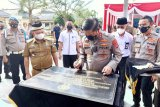 Kapolda resmikan gedung Pelayanan Satu Atap Polres Lampung Timur