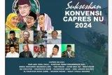 Poster Konvensi Capres NU 2024 hoaks