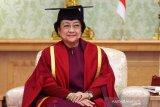 Unhan berikan gelar profesor kehormatan kepada Megawati