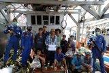 Polisi gagalkan pencurian ikan oleh kapal asing di Perairan Natuna