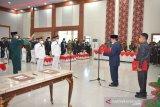 Gubernur Sulteng  lantik Bupati dan Wakil Bupati Banggai 2021-2024
