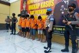 Polisi tangkap dua DPO pelaku penganiayaan anggota TNI AL