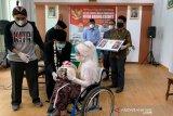 Lima pasangan ikut Nikah Bareng Estafet di Bantul sesuai prokes