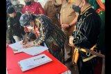 Pemkot Palu  terima sejumlah aset Pemkab Donggala tanpa kompensasi