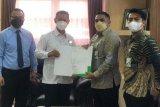 BPJAMSOSTEK NTB menyerahkan 57 SKK ke Kejaksaan Negeri Mataram