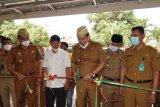 Bupati Lampung Tengah resmikan ruang isolasi Puskesmas Darurat COVID-19