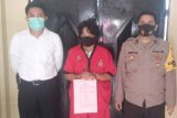 Seorang oknum ASN Pemprov Kalteng ditangkap terkait perekrutan CPNS