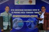 100.463 warga Kota Kupang sudah menerima vaksin COVID-19