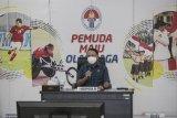 Liga Indonesia ditunda, Menpora minta pecinta sepak bola Tanah Air bersabar