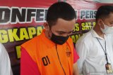 Gelapkan aset tanah ratusan juta rupiah, eks kades di KSB ditahan