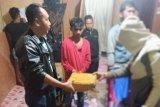 Sempat dikuntit, bandar narkoba di Payakumbuh ini dibekuk tanpa perlawanan