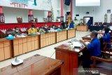 Pansus DPRD Palangka Raya bahas raperda penanggulangan bencana kebakaran