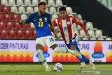Brazil gilas Paraguay dua gol tanpa balas