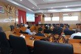 Dua tim Kementerian RI kunjungi UNP tinjau persiapan Pekan Olahraga Mahasiswa Nasional 2022