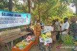 Bupati Jayawijaya dukung pemuda Wollo bangun rumah warga