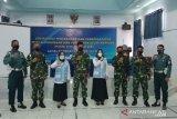BNN Sulawesi Tenggara sosialisasi bahaya narkoba-tes urine prajurit Lanal Kendari