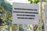 Gunung Kidul pasang plakat di tujuh pantai di tanah kasultanan