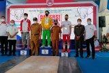 Riau pimpin perolehan medali Invitnas Remaja Junior angkat berat di Pringsewu