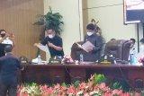 Wali Kota Manado sampaikan pertanggungjawaban APBD 2020 di paripurna DPRD