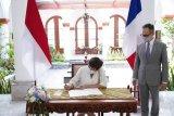Indonesia dan Prancis perkuat kerja sama maritim untuk pembangunan ekonomi