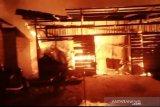Kebakaran hanguskan gudang padi milik anggota DPRD Kapuas
