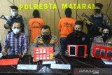 Polresta Mataram membongkar sindikat peredaran sabu