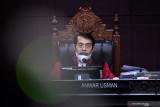 Hasil PSU Pilkada Kalsel, MK tolak gugatan Denny Indrayana