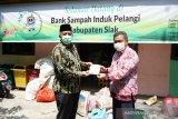 Resmikan Bank Sampah, Bupati Siak targetkan pengurangan 30 persen limbah