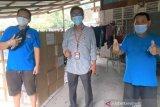 PMI terkurung di Kampung Sungai Penchala, Malaysia terima bantuan logistik