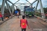 Perbaikan Akses Jalan Kawasan Industri Jambi