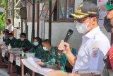 Bupati Murung Raya pantau pelaksanaan pilkades serentak