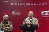 Presiden Jokowi minta jajarannya proaktif dampingi UMKM masuk e-commerce